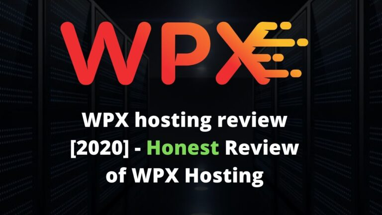 WPX hosting review [2020] – Honest Review of WPX Hosting
