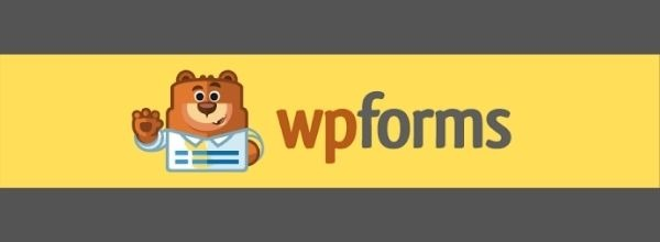 WPFORM wordpress plugin