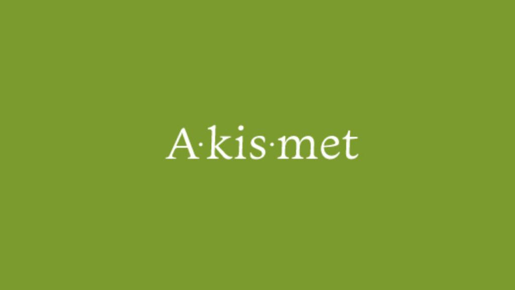 Akismet antispam logo