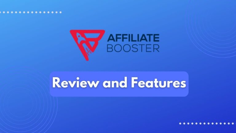 Affiliate Booster Theme Review #1 Theme for Affiliates
