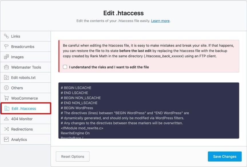 Rank-Math-Edit-htaccess