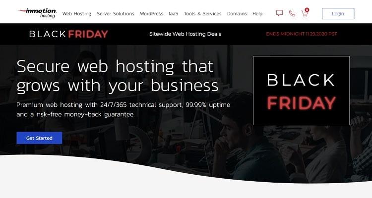 inmotionhosting-black-friday-deal