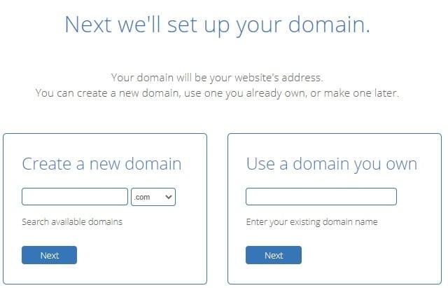 Bluehost-black-friday-domain-setup