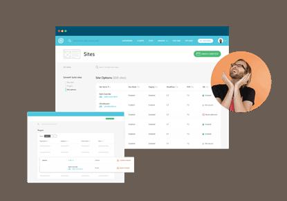 Bulk-site-management