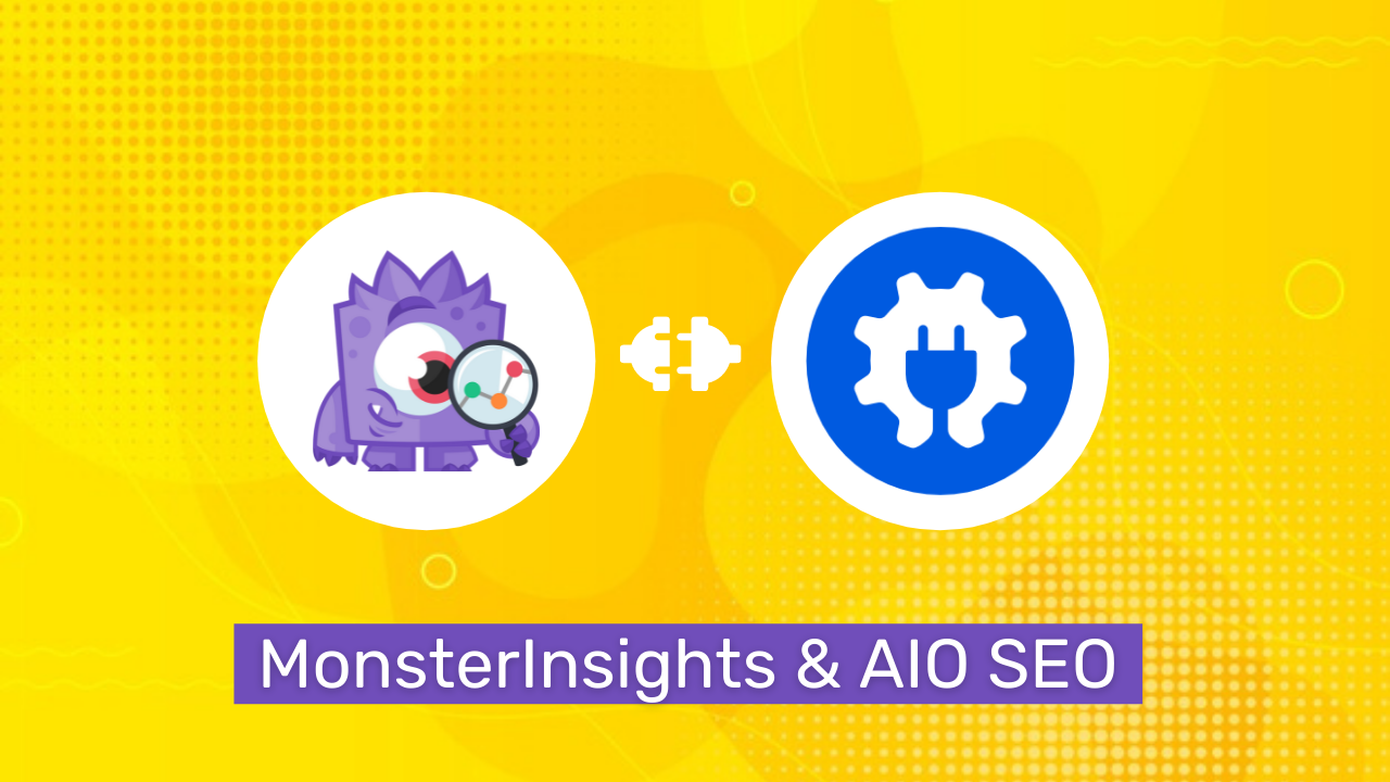 MonsterInsights and AIO SEO