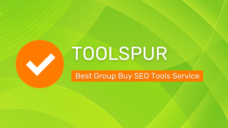 ToolsPur Review & Coupon Code 2021: Best Group Buy SEO Tools Service